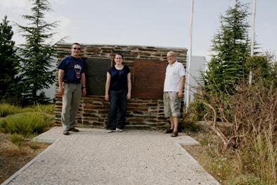 David, Marta i Grzegorz