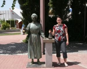 Pomnik Marii Skodowskiej Curie