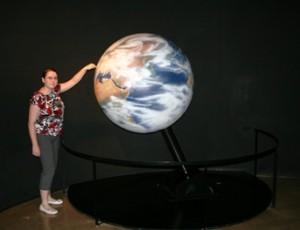W sali geologicznej