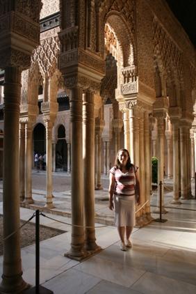 Arabskie kolumny