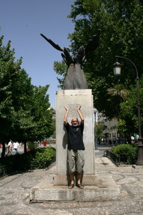 Pomnik naplacu del Carmen