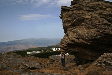 Krajobraz Calar Alto