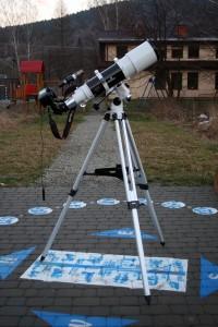 Stanowisko obserwacyjne przy SSM
