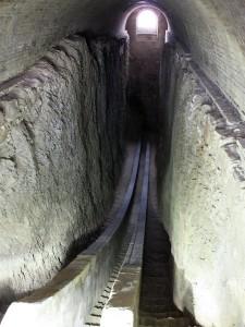 wnętrze obserwatorium wSamarkandzie